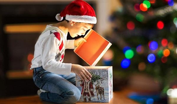 Что подарить ребенку на Новый год 2020