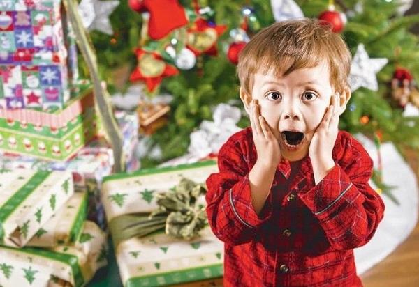 Идеи подарков на Новый год 2021 для детей