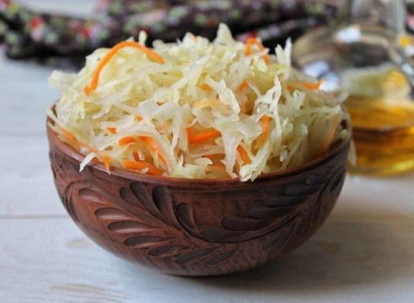Квашеная капуста: классические рецепты на зиму