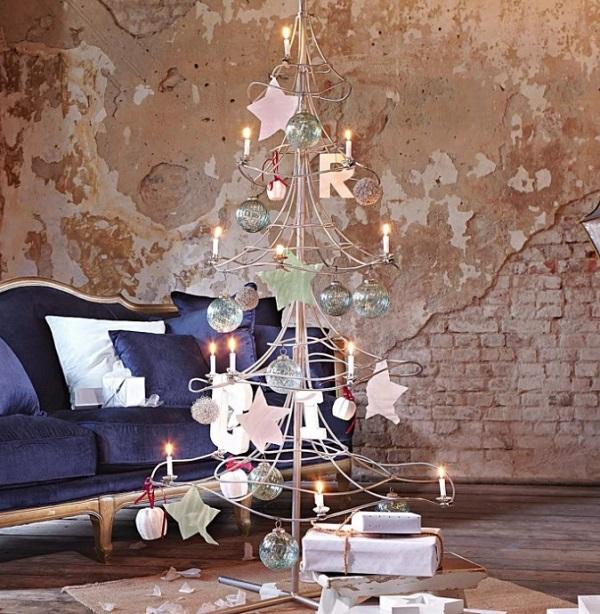 Как украсить елку на Новый год 2021 Белого Быка