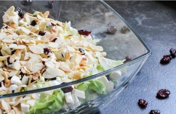 Меню на Новый год 2020: праздничный салат
