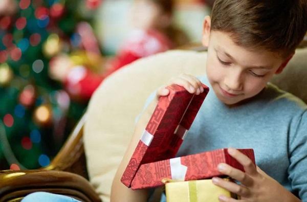 Подарок на Новый год 2021 для мальчика