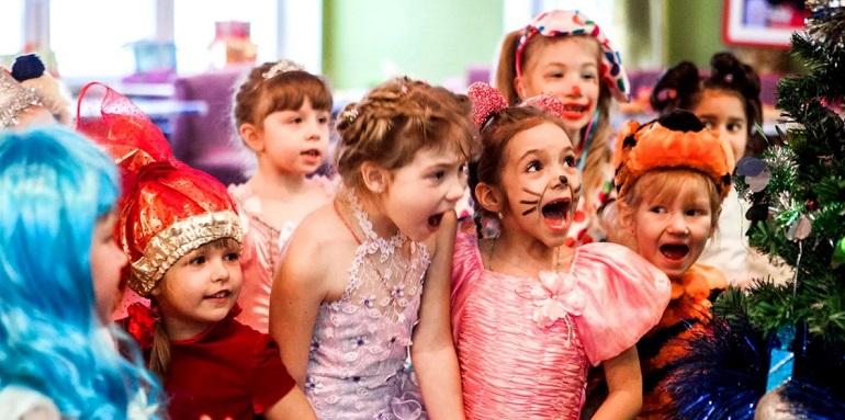 Конкурсы на Новый год 2021 для детей и взрослых