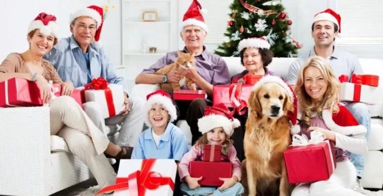 Конкурсы на Новый год 2021 для семьи