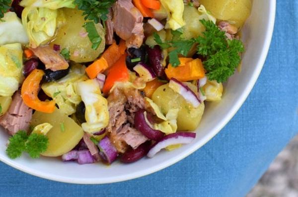 Что готовить на Рождество: рагу с картошкой