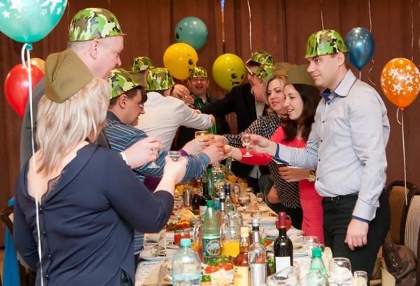 Конкурсы на Новый год 2021 для веселой компании