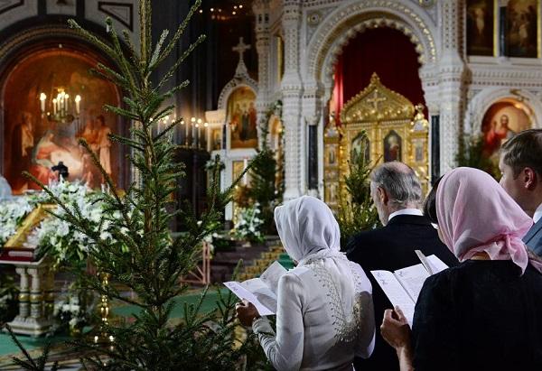 Что нельзя делать на Рождество Христово