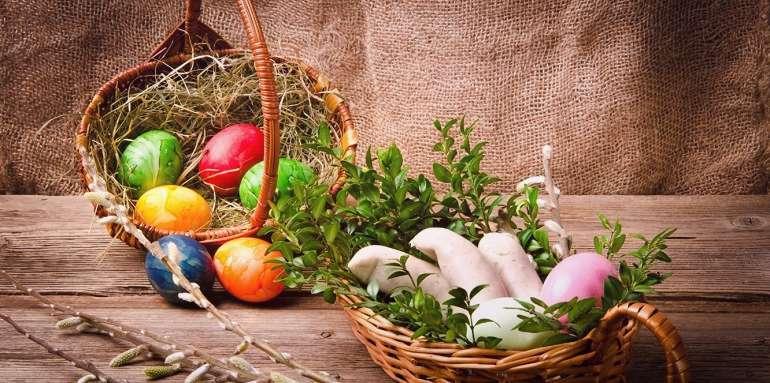Что можно святить на Пасху 2021 в церкви вместе с куличами и яйцами